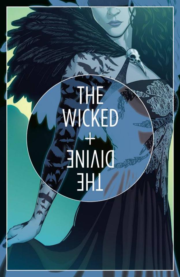 The Wicked + The Divine #16 (McKelvie & Wilson Cover)
