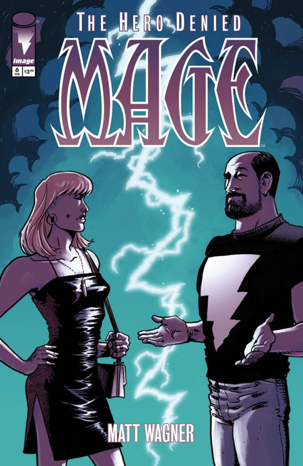 Mage: The Hero Denied #6