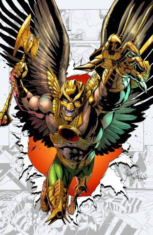 The Savage Hawkman Vol. 2: Wanted