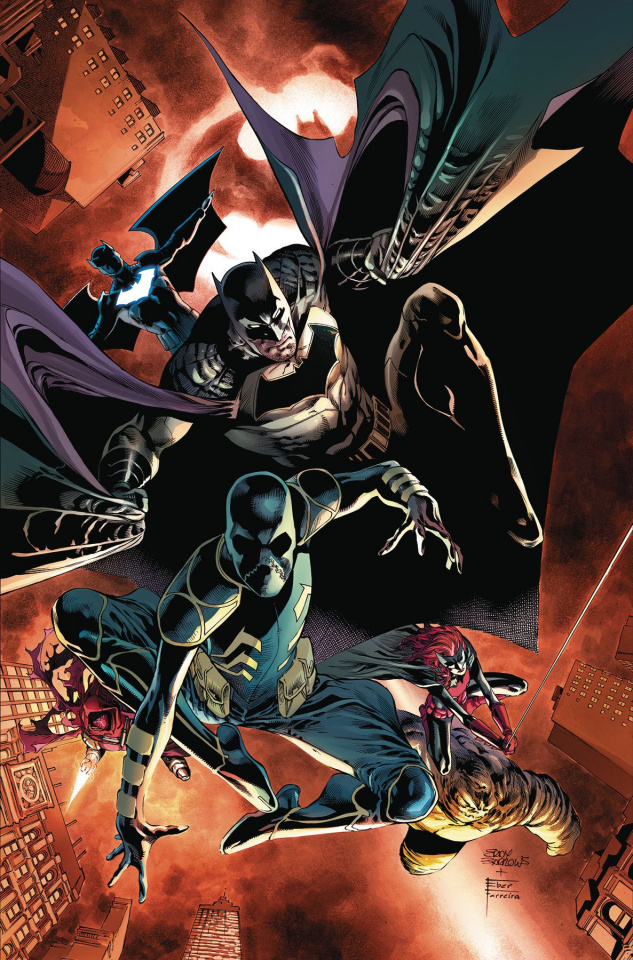 Detective Comics Vol. 3: The League (Rebirth)