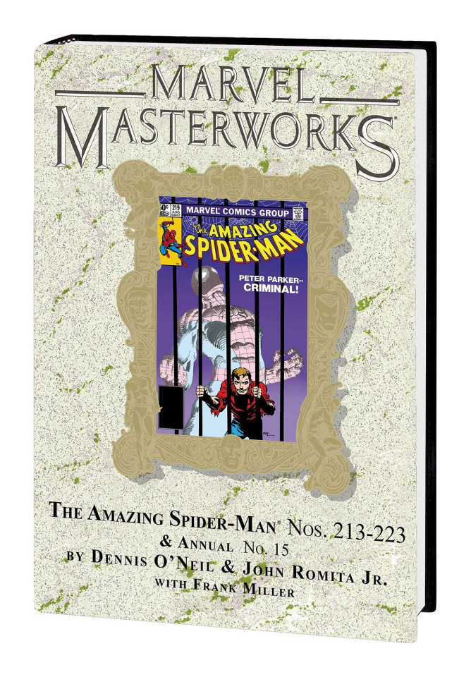 The Amazing Spider-Man Vol. 21 (Marvel Masterworks)