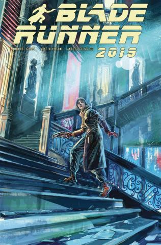 Blade Runner 2019 #8 (Hervas Cover)