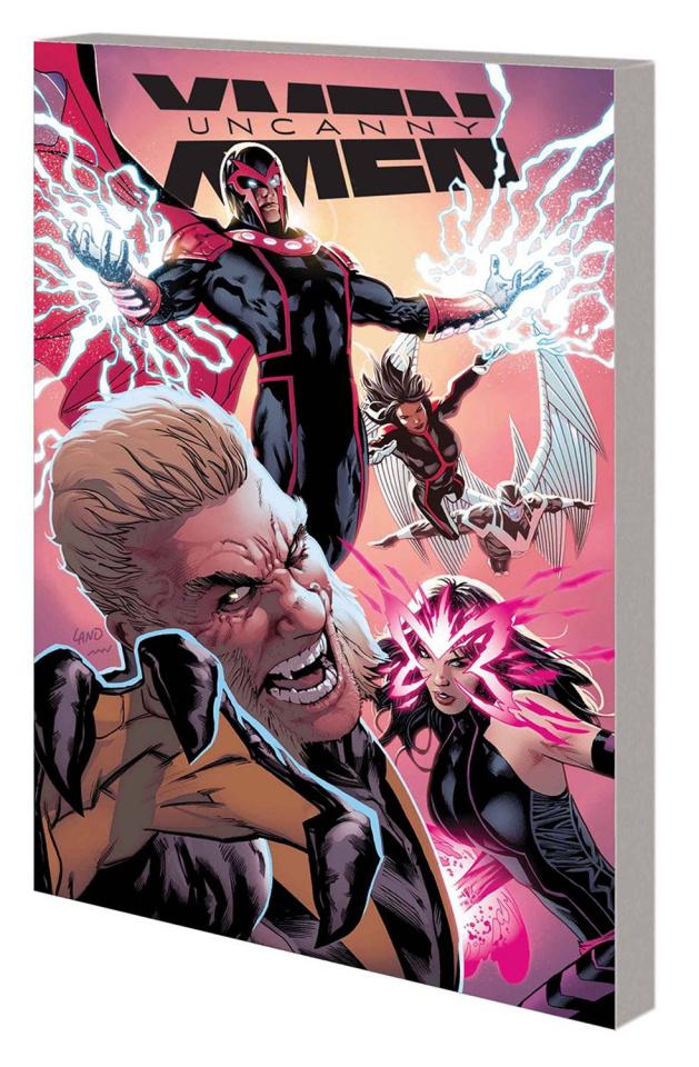 Uncanny X-Men Vol. 1: Survival of the Fittest