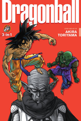Dragon Ball Vol. 6 (3-in-1 Edition)