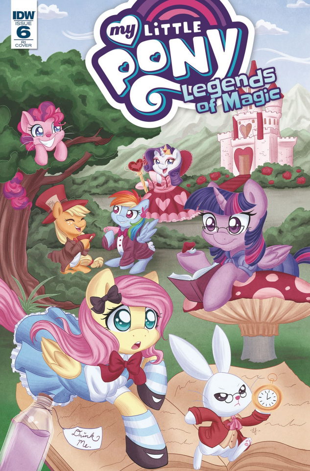 My Little Pony: Legends of Magic #6 (10 Copy Cover)