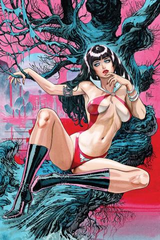 Vampirella #2 (40 Copy March Virgin Cover)