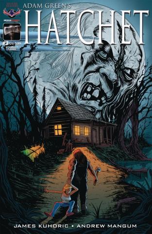 Hatchet #3 (Hasson Swamp Terror Cover)