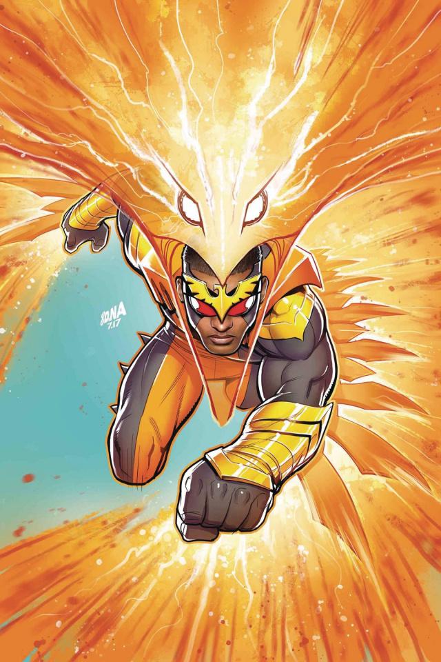 The Falcon #3 (Nakayama Phoenix Cover)