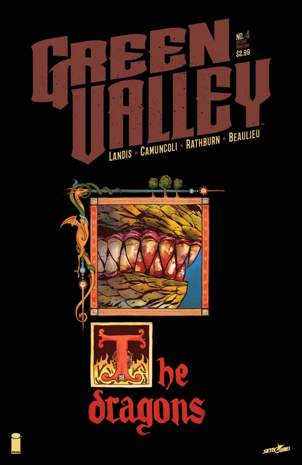 Green Valley #4 (2nd Printing)