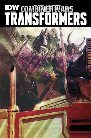 The Transformers #41 (Subscription Cover)