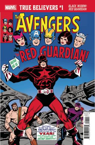 Black Widow / Red Guardian #1 (True Believers)