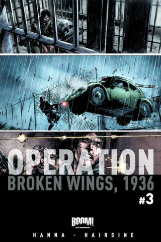 Operation: Broken Wings, 1936 #3