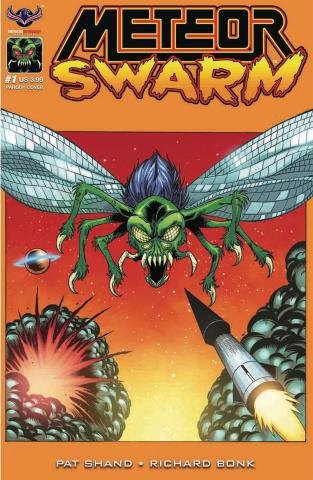 Meteor Swarm #1 (Parody Cover)