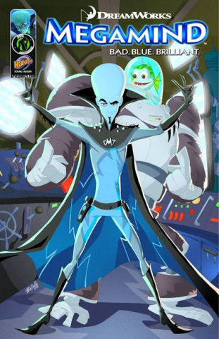 Megamind Vol. 1: Brilliantly Brilliant