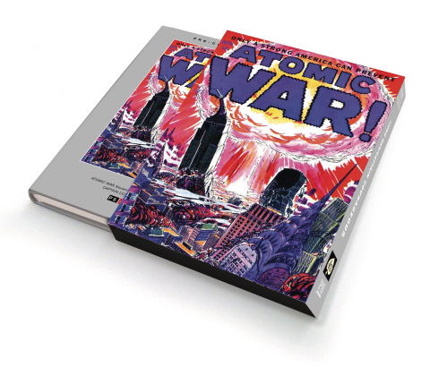 Atomic War! Vol. 1 (Slipcase Edition)
