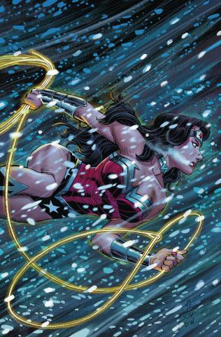 Wonder Woman #51 (Romita Cover)