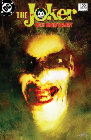 Joker #1 (1980s Seinkiewicz Cover)