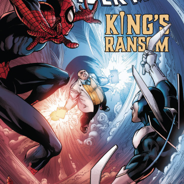 Giant-Size Amazing Spider-Man: King's Ransom #1