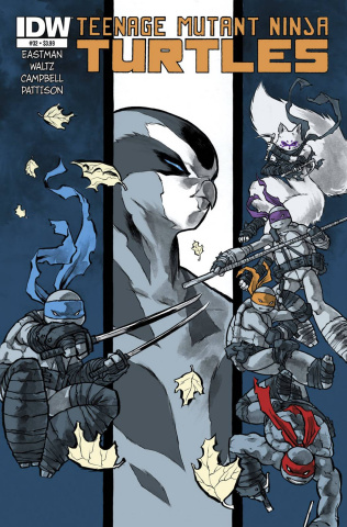 Teenage Mutant Ninja Turtles #32