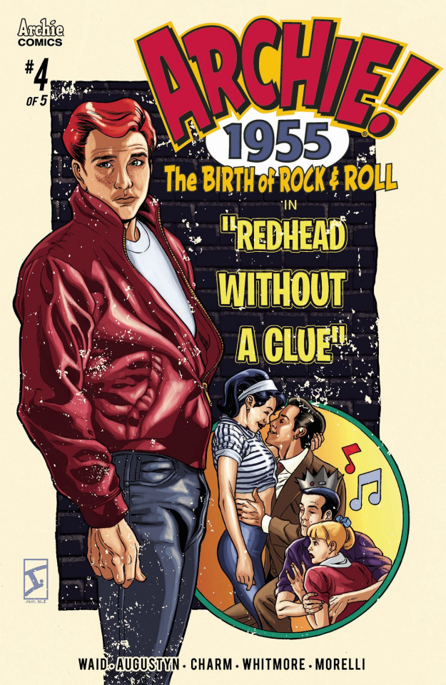 Archie: 1955 #4 (Igle Cover)