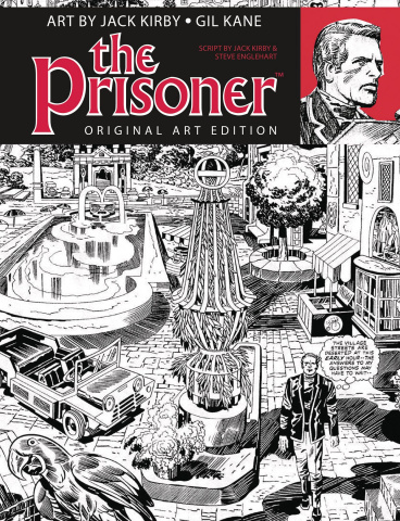 The Prisoner - Kirby & Kane Artist Edition
