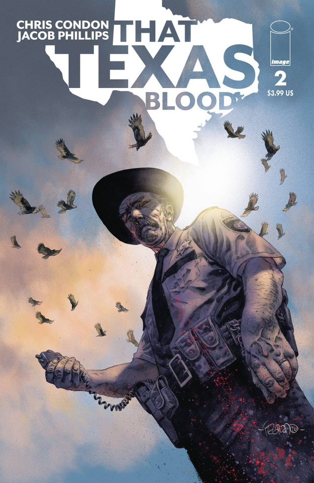 That Texas Blood #2 (Fegredo Cover)