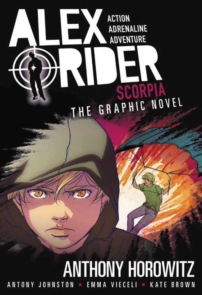 Alex Rider: Scorpia