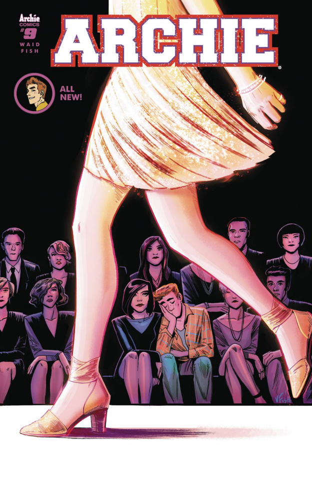 Archie #9 (Veronica Fish Cover)