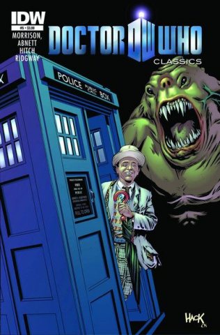Doctor Who Classics #5: Seventh Doctor