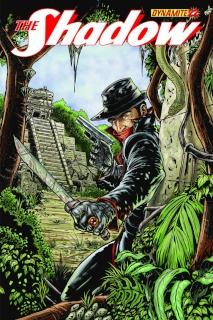 The Shadow #22 (Bolson Cover)