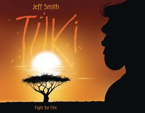 Tuki Vol. 1: Fight for Fire