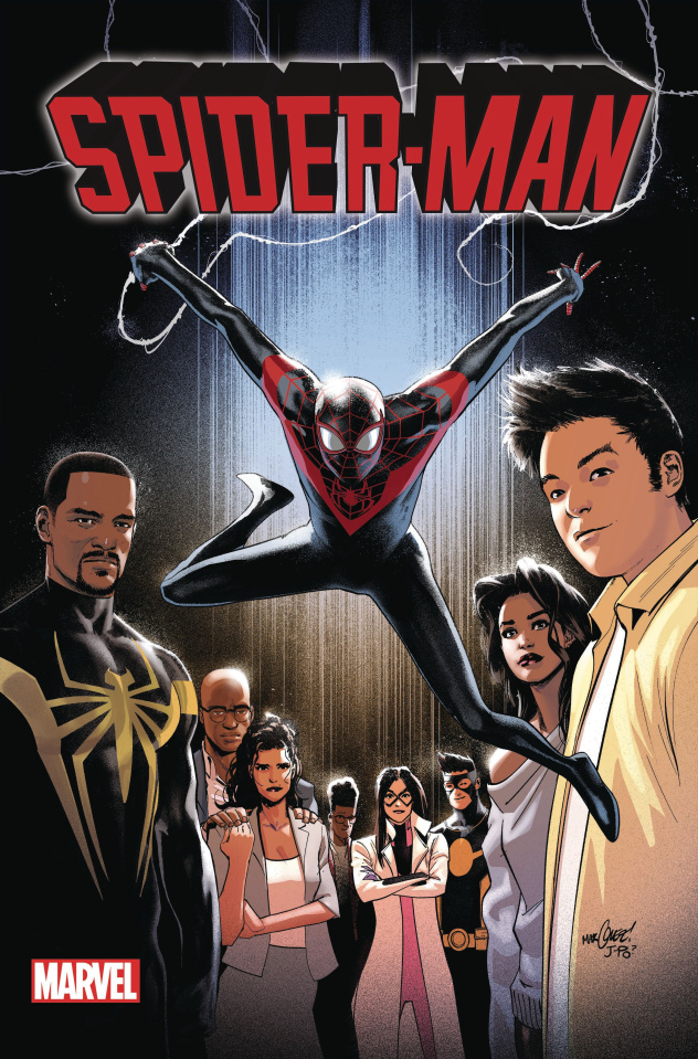Miles Morales: Spider-Man Vol. 4