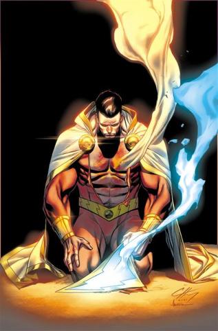 Shazam! #4 (Clayton Henry Cover)
