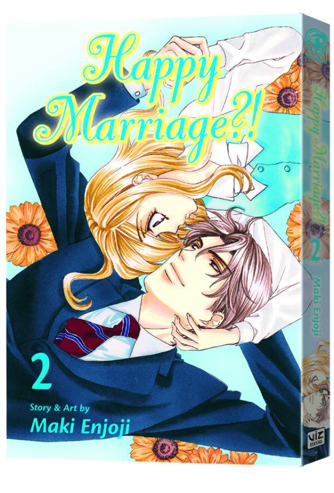Happy Marriage?! Vol. 2