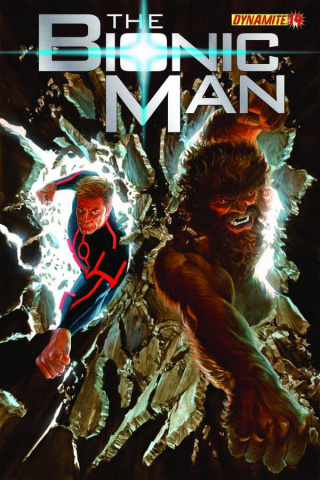 The Bionic Man #14