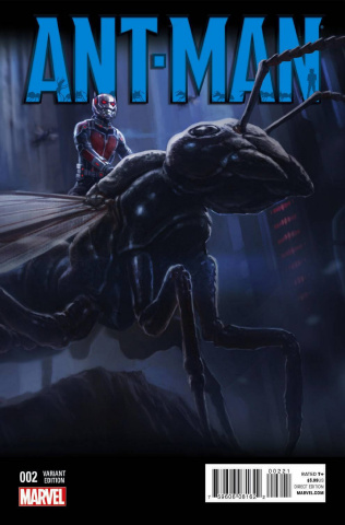 Ant-Man #2 (Movie Cover)