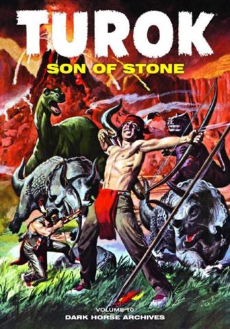 Turok: Son of Stone Archives Vol. 10