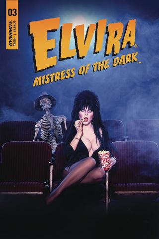Elvira: Mistress of the Dark #3 (Photo Cover)