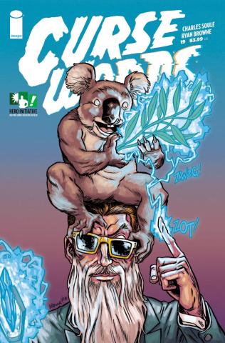Curse Words #19 (Hero Initiative Cover)