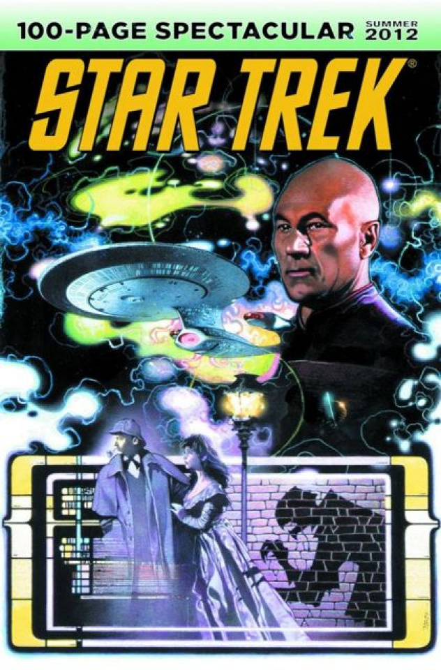 Star Trek: 100 Page Spectacular Summer 2012