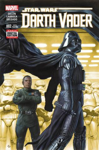 Darth Vader #2 (Granov 5th Printing)