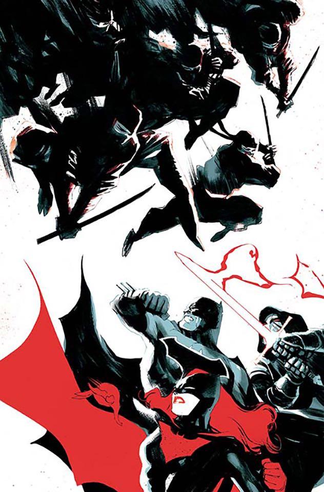 Detective Comics #952 (Variant Cover)
