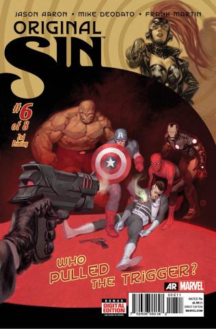 Original Sin #6 (2nd Printing)