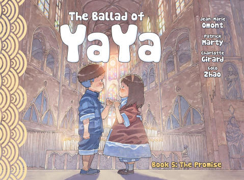 The Ballad of Yaya Vol. 5: Promise
