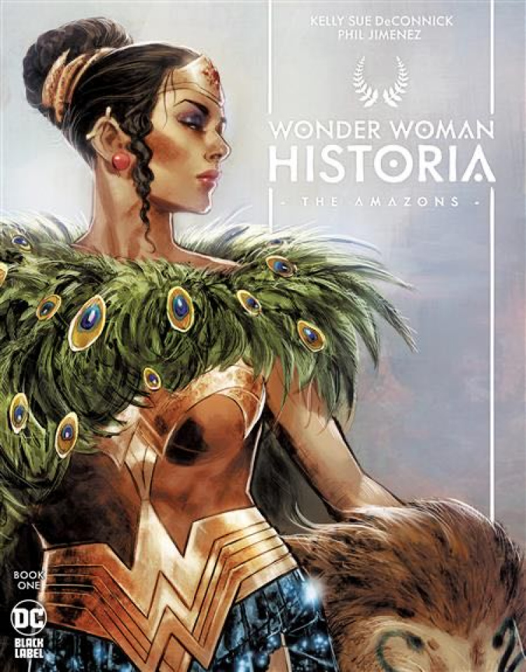 Wonder Woman Historia: The Amazons #1 (Phil Jimenez Cover)