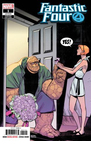 Fantastic Four #1 (Pichelli 2nd Printing)