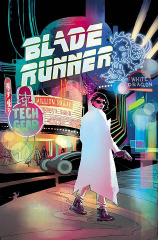 Blade Runner 2029 #5 (Strips Cover)