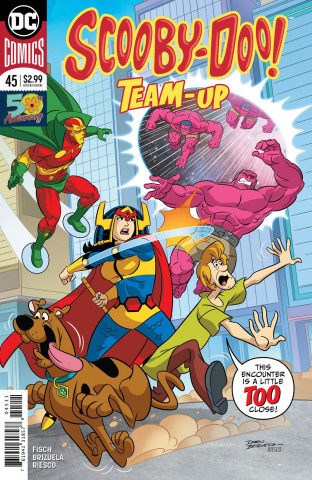 Scooby Doo Team-Up #45