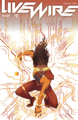 Livewire #7 (Farrow Cover)