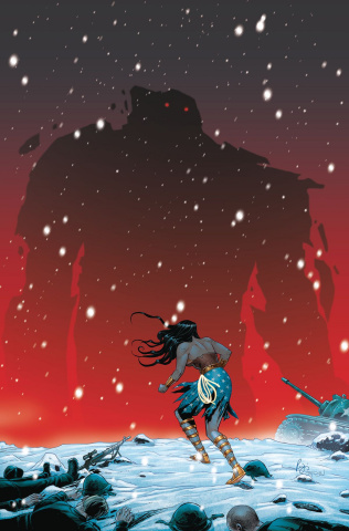The Legend of Wonder Woman #9